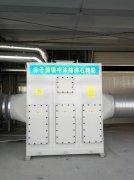 沸石转轮浓缩+催化燃烧脱附处理系统