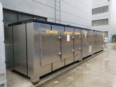 RCO催化燃烧离线设备