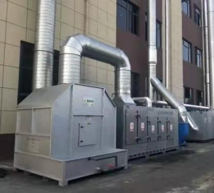 活性炭吸附处理设备