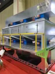 RCO连线催化燃烧一体机